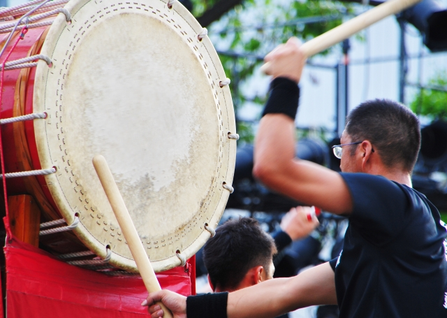 Traditional Culture - Taiko