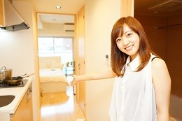 Accommodation in Japan - Student hall of residence
